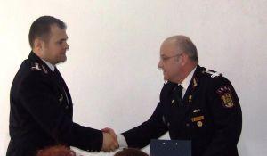 Numirea in functie a inspectorului șef la I.S.U. Timis